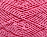 Fiber Content 100% Cotton, Light Pink, Brand Ice Yarns, Yarn Thickness 3 Light  DK, Light, Worsted, fnt2-44330