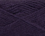 Brand Ice Yarns, Dark Purple, fnt2-44361