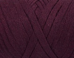 Fiber Content 100% Recycled Cotton, Maroon, Brand Ice Yarns, fnt2-44913