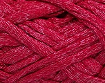 Composition 70% Coton, 30% Polyamide, Brand Ice Yarns, Fuchsia, Yarn Thickness 6 SuperBulky  Bulky, Roving, fnt2-45183