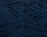 Composition 100% Polyester, Navy, Brand Ice Yarns, Yarn Thickness 1 SuperFine  Sock, Fingering, Baby, fnt2-45423