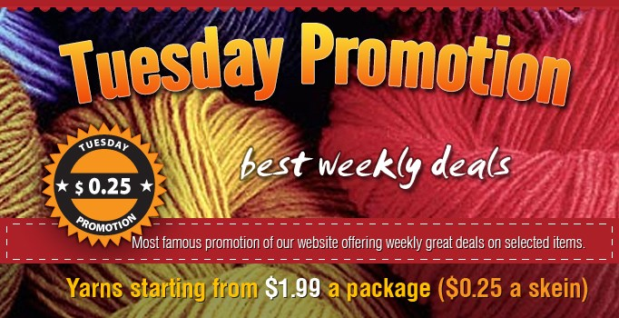 Tuesday Promotion