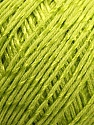Fiber Content 70% Mercerised Cotton, 30% Viscose, Brand KUKA, Green, Yarn Thickness 2 Fine  Sport, Baby, fnt2-16807
