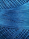 Composition 100% Micro fibre, Brand YarnArt, Blue, Yarn Thickness 0 Lace  Fingering Crochet Thread, fnt2-17321