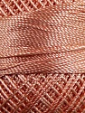 Composition 100% Micro fibre, Brand YarnArt, Light Orange, Yarn Thickness 0 Lace  Fingering Crochet Thread, fnt2-17322