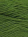 Fiber Content 55% Lambs Wool, 25% Acrylic, 20% Polyamide, Brand KUKA, Green, Yarn Thickness 3 Light  DK, Light, Worsted, fnt2-17558