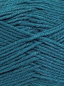 Composition 55% en laine d'agneau, 25% Acrylique, 20% Polyamide, Sea Green, Brand KUKA, Dark SeaGreen, Yarn Thickness 3 Light  DK, Light, Worsted, fnt2-17561