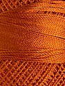 Fiber Content 100% Micro Fiber, Brand YarnArt, Orange, Yarn Thickness 0 Lace  Fingering Crochet Thread, fnt2-17830