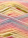 Fiber Content 100% Baby Acrylic, Yellow, Pink, Lilac, Brand ICE, Blue, Yarn Thickness 2 Fine  Sport, Baby, fnt2-22048