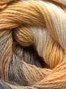 Composition 60% Acrylique, 20% Angora, 20% Laine, Yellow, White, Brand ICE, Camel, Blue, Yarn Thickness 2 Fine  Sport, Baby, fnt2-22380