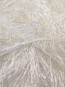 Fiber Content 100% Polyester, White, Brand ICE, Yarn Thickness 5 Bulky  Chunky, Craft, Rug, fnt2-22699