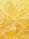 Fiber Content 100% Polyester, Yellow, Light Yellow, Brand ICE, Yarn Thickness 5 Bulky  Chunky, Craft, Rug, fnt2-22709