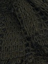 Composition 100% Acrylique, Brand ICE, Dark Khaki, Yarn Thickness 6 SuperBulky  Bulky, Roving, fnt2-23370