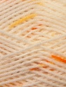 Fiber Content 100% Baby Acrylic, Yellow, Orange, Brand ICE, Cream, Brown, Yarn Thickness 2 Fine  Sport, Baby, fnt2-23503