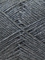 Fiber Content 100% Acrylic, Brand ICE, Grey, Yarn Thickness 2 Fine  Sport, Baby, fnt2-23583
