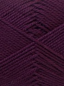 Composition 100% Acrylique, Maroon, Brand ICE, Yarn Thickness 2 Fine  Sport, Baby, fnt2-23597