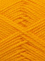 Fiber Content 100% Acrylic, Yellow, Brand ICE, Yarn Thickness 2 Fine  Sport, Baby, fnt2-23600