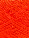 Composition 100% Acrylique, Orange, Brand ICE, Yarn Thickness 2 Fine  Sport, Baby, fnt2-23602