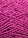 Worsted  Fiber Content 100% Acrylic, Rose Pink, Brand ICE, Yarn Thickness 4 Medium  Worsted, Afghan, Aran, fnt2-23732
