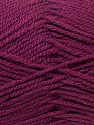 Worsted  Composition 100% Acrylique, Maroon, Brand ICE, Yarn Thickness 4 Medium  Worsted, Afghan, Aran, fnt2-23736