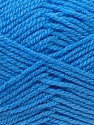 Worsted  Fiber Content 100% Acrylic, Indigo Blue, Brand ICE, Yarn Thickness 4 Medium  Worsted, Afghan, Aran, fnt2-23743