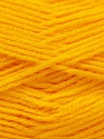 Composition 100% Baby acrylique, Yellow, Brand ICE, Yarn Thickness 2 Fine  Sport, Baby, fnt2-23773