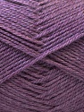 Composition 100% Acrylique, Purple, Brand ICE, Yarn Thickness 2 Fine  Sport, Baby, fnt2-23784