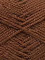 Composition 100% Acrylique, Brand ICE, Brown, Yarn Thickness 2 Fine  Sport, Baby, fnt2-23875