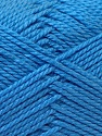 Composition 100% Acrylique, Brand ICE, Blue, Baby Blue, Yarn Thickness 2 Fine  Sport, Baby, fnt2-23892