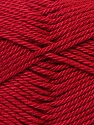 Fiber Content 100% Mercerised Cotton, Brand ICE, Burgundy, Yarn Thickness 2 Fine  Sport, Baby, fnt2-23953