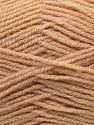 Fine Weight  Fiber Content 100% Acrylic, Light Brown, Brand ICE, Yarn Thickness 2 Fine  Sport, Baby, fnt2-24512