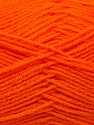 Fine Weight  Fiber Content 100% Acrylic, Orange, Brand ICE, Yarn Thickness 2 Fine  Sport, Baby, fnt2-24516