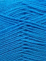 Fine Weight  Fiber Content 100% Acrylic, Brand ICE, Blue, Yarn Thickness 2 Fine  Sport, Baby, fnt2-24520