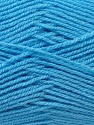 Fine Weight  Fiber Content 100% Acrylic, Light Blue, Brand ICE, Yarn Thickness 2 Fine  Sport, Baby, fnt2-24521