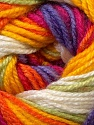 Fiber Content 100% Premium Acrylic, Yellow, Orange, Lilac, Brand ICE, Green, Fuchsia, Yarn Thickness 3 Light  DK, Light, Worsted, fnt2-24569