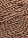 Fiber Content 100% Virgin Wool, Brand ICE, Camel, Yarn Thickness 3 Light  DK, Light, Worsted, fnt2-24761