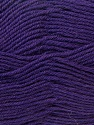 Fiber Content 100% Virgin Wool, Purple, Brand ICE, Yarn Thickness 3 Light  DK, Light, Worsted, fnt2-24763