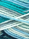 Fiber Content 70% Acrylic, 30% Wool, Turquoise, Navy, Brand ICE, Grey, Blue, Yarn Thickness 3 Light  DK, Light, Worsted, fnt2-24883