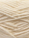 Fiber Content 60% Acrylic, 20% Wool, 20% Alpaca, White, Brand ICE, Yarn Thickness 5 Bulky  Chunky, Craft, Rug, fnt2-25352