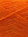 Fiber Content 75% Dralon, 25% Alpaca, Orange, Brand ICE, Yarn Thickness 2 Fine  Sport, Baby, fnt2-25364