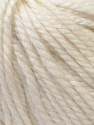 Fiber Content 40% Acrylic, 35% Wool, 25% Alpaca, White, Brand Ice Yarns, Yarn Thickness 5 Bulky  Chunky, Craft, Rug, fnt2-25393