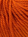Fiber Content 40% Acrylic, 35% Wool, 25% Alpaca, Orange, Brand ICE, Yarn Thickness 5 Bulky  Chunky, Craft, Rug, fnt2-25399