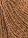 Fiber Content 100% Alpaca, Light Brown, Brand ICE, Yarn Thickness 2 Fine  Sport, Baby, fnt2-25430