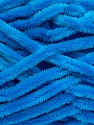 Fiber Content 100% Micro Fiber, Turquoise, Brand ICE, Yarn Thickness 5 Bulky  Chunky, Craft, Rug, fnt2-25594