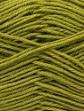 Fiber Content 100% Virgin Wool, Brand ICE, Green, Yarn Thickness 3 Light  DK, Light, Worsted, fnt2-25656