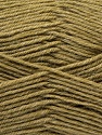 Fiber Content 100% Virgin Wool, Khaki, Brand ICE, Yarn Thickness 3 Light  DK, Light, Worsted, fnt2-25657