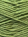 Composition 70% Dralon, 30% Alpaga, Brand ICE, Green, Yarn Thickness 4 Medium  Worsted, Afghan, Aran, fnt2-25665