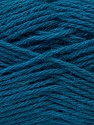 Composition 70% Dralon, 30% Alpaga, Brand ICE, Blue, Yarn Thickness 4 Medium  Worsted, Afghan, Aran, fnt2-25667