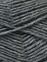 Composition 70% Dralon, 30% Alpaga, Brand ICE, Grey, Yarn Thickness 4 Medium  Worsted, Afghan, Aran, fnt2-25669