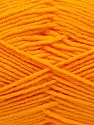 Fiber Content 45% Wool, 45% Bamboo, 10% Acrylic, Brand ICE, Dark Yellow, Yarn Thickness 3 Light  DK, Light, Worsted, fnt2-25983